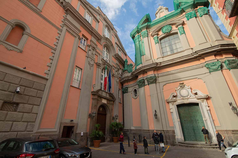 Scuola Militare Nunziatella