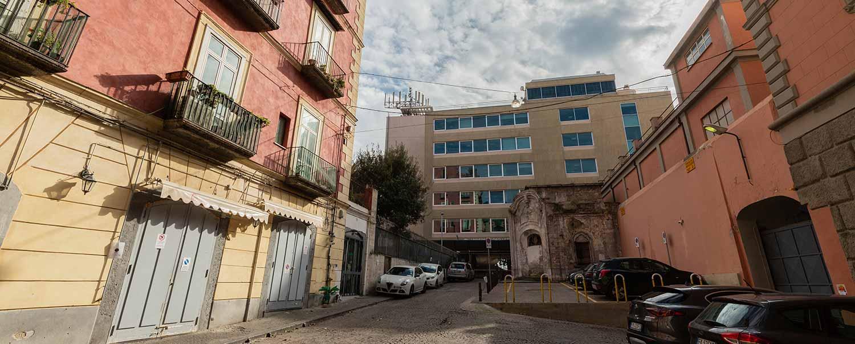 Università Parthenope degli studi di Napoli